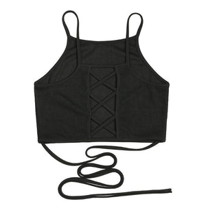 Sexy Cropped Tank - Salsarise.com