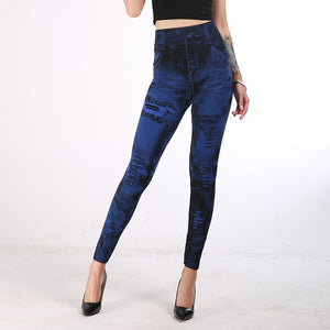 New Ladies Slim Jeggings - Salsarise.com
