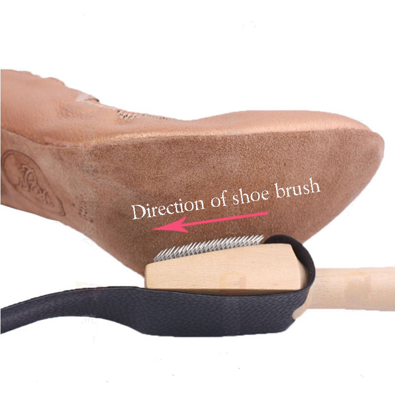 Brush For Latin Dance Shoes - Salsarise.com