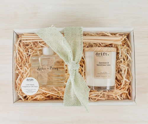 LUXE HOME FRAGRANCE GIFT PACK