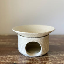 CERAMIC OIL BURNER DISH STYLE - Handcrafted - NEW STOCK ARRIVING SOON