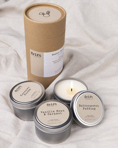 THE EASTER BOX - Trio of Candles