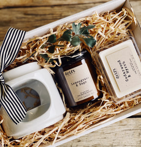 ESSENTIALS HOME FRAGRANCE GIFT PACK
