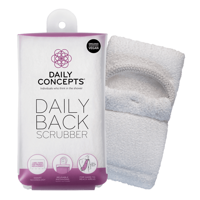 Daily Back Scrubber by Daily Concepts luxury Spa goods