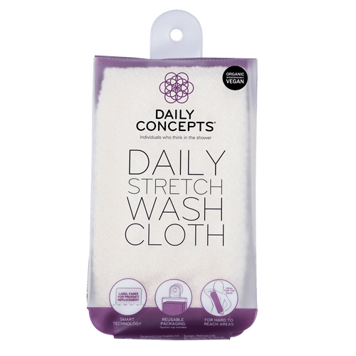 Daily Stretch Wash Cloth