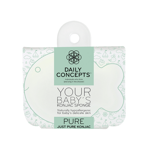 Daily Baby Konjac- Pure