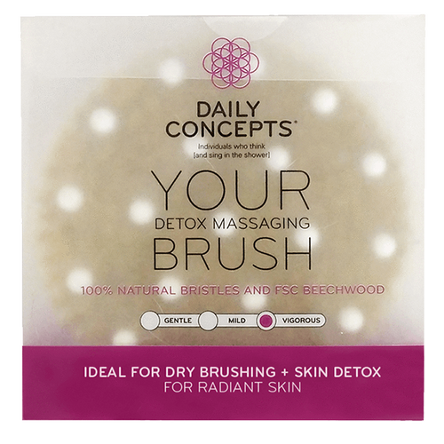 Daily Detox Massage Brush