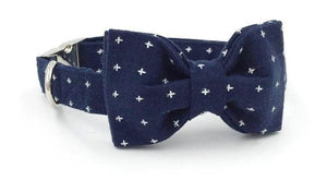 """The Leo""  Bow Tie Collar & Leash Set"
