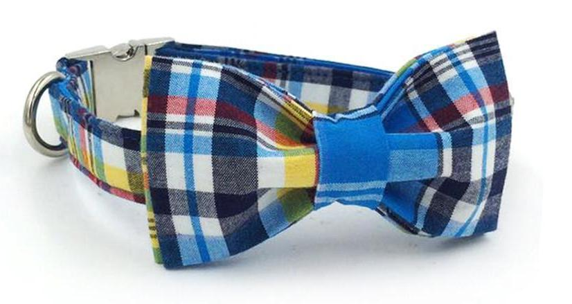 The Devin - Bow Tie Collar Set