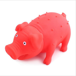 Mr. Piggers - Grunting Pig Toy (Colors Vary)