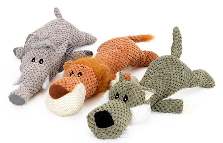 Safari Friends Stuffies