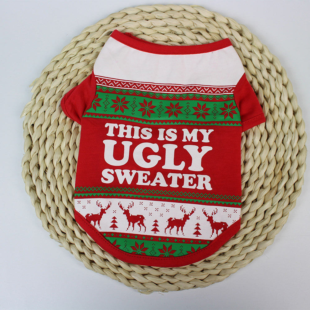 """This iIs My Ugly Sweater"""