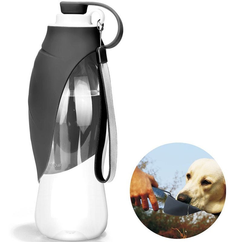 Travel Dog Water Bottle - BPA FREE