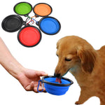 Travel Water Bowl - BPA Free