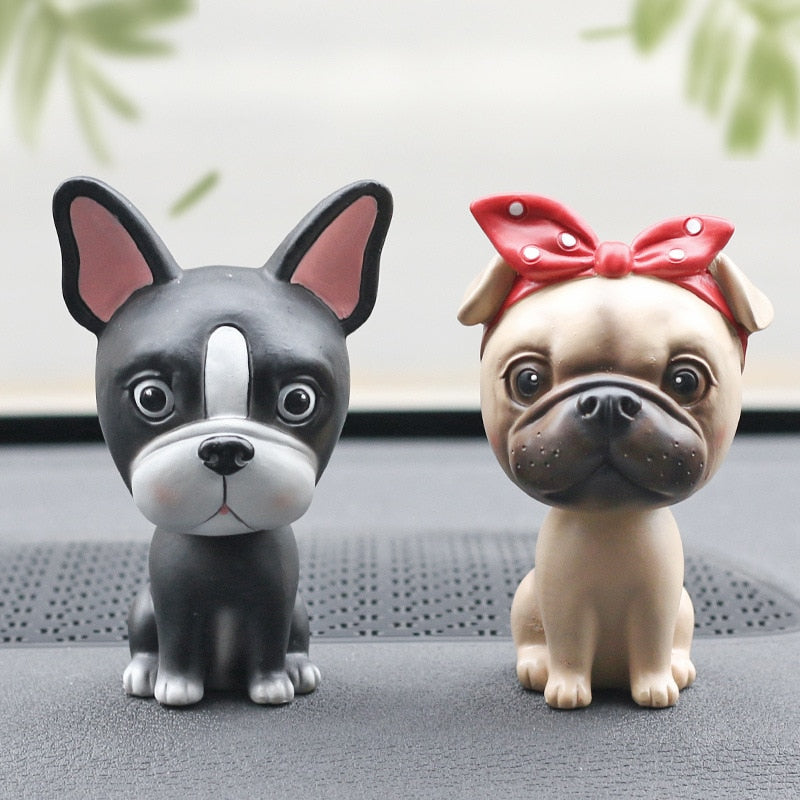 Frenchie & Pug Bobbles