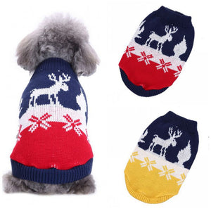 Christmas Elk Sweater 2