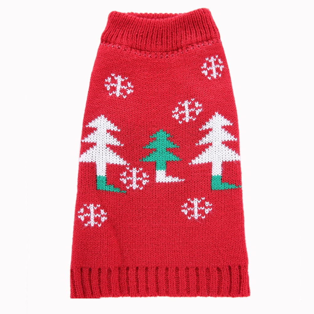 Christmas Forest Sweater