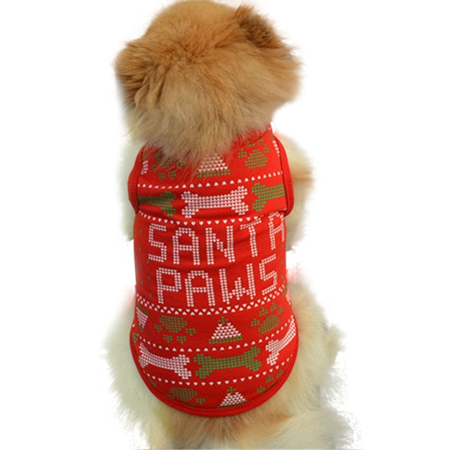 Santa Paws Christmas Sweater