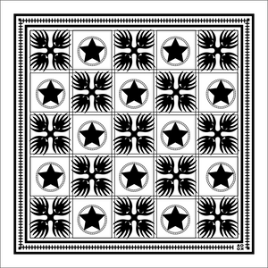 Black Star Lines Bandana