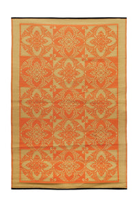 Rhadi Living - Indoor/Outdoor Floormats Primrose - Saffron