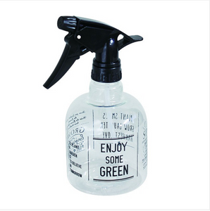 Spray Bottle -Enjoy Black