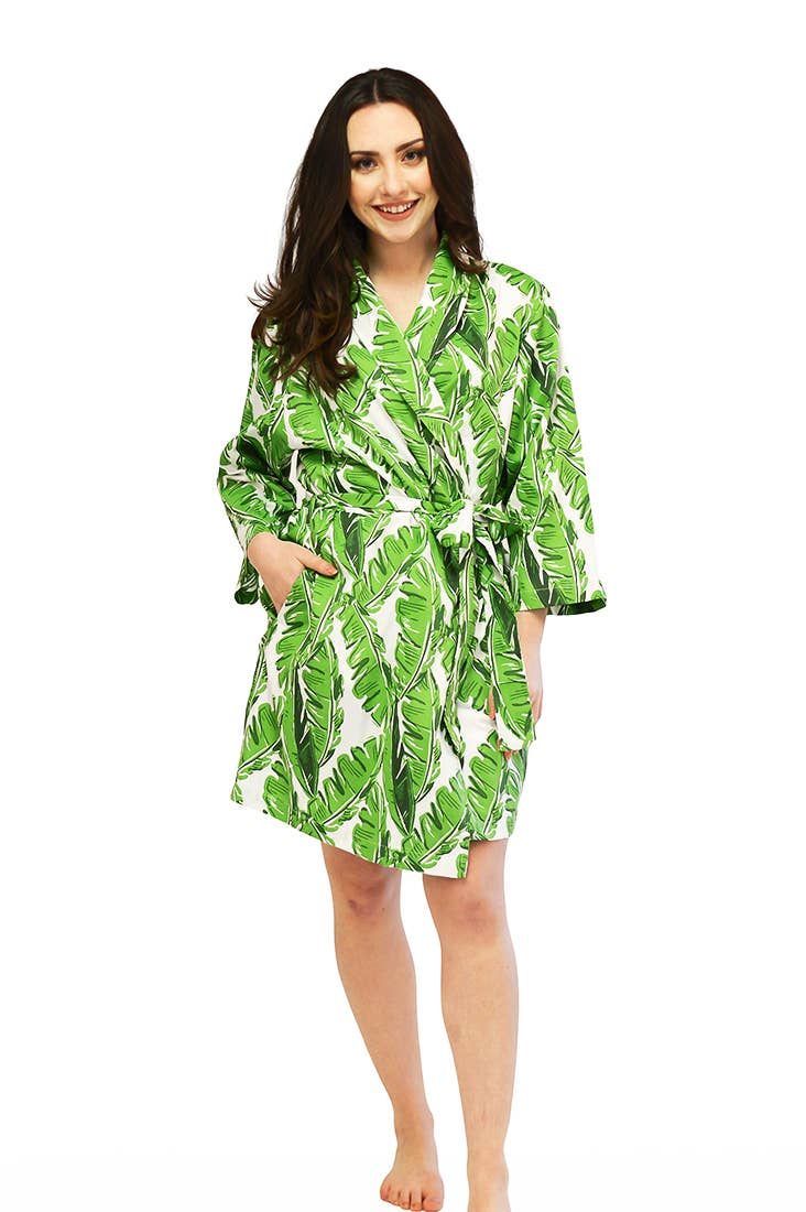 Jaye's Studio - SALE - Banana Leaf Robe