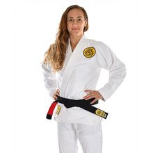 Load image into Gallery viewer, Vintage Gracie Humaita Women's Gi - White