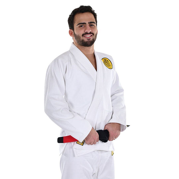 Vintage Gracie Humaita Men's Gi - White