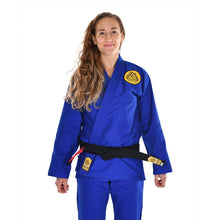 Load image into Gallery viewer, Vintage Gracie Humaita Women's Gi - Blue