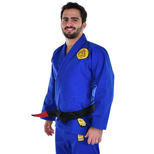 Vintage Gracie Humaita Men's Gi - Blue