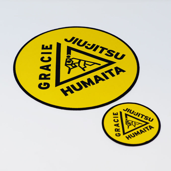 Gracie Humaita Adult Patch Set