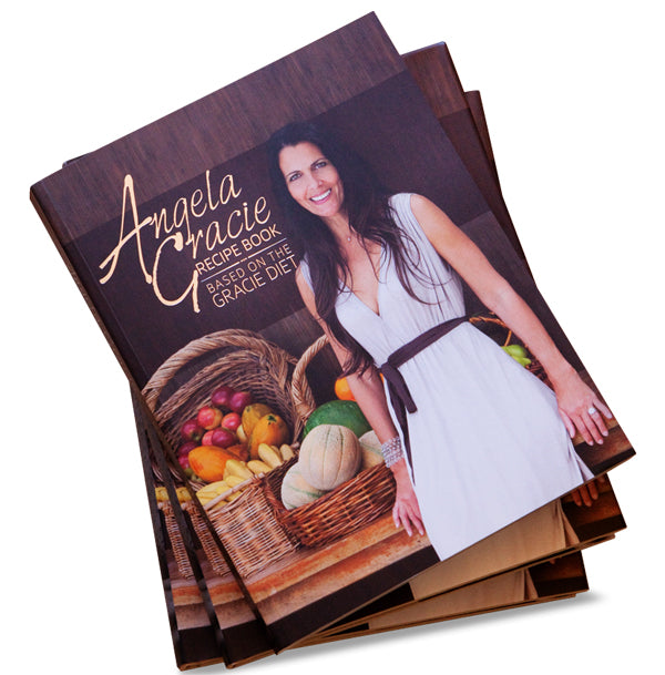Angela Gracie Recipe Book