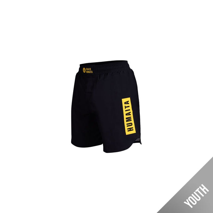 Gracie Humaita Youth MMA Shorts
