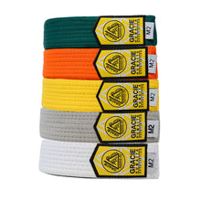 Load image into Gallery viewer, Gracie Humaita Youth Solid Jiu Jitsu Belt