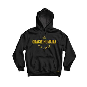 Gracie Humaita College Youth Hoodie Black
