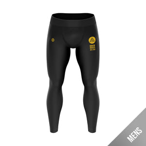 Gracie Humaita Men's Spats - Black