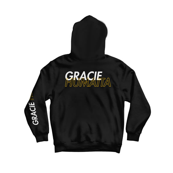 Gracie Humaita Overlay Zip Up