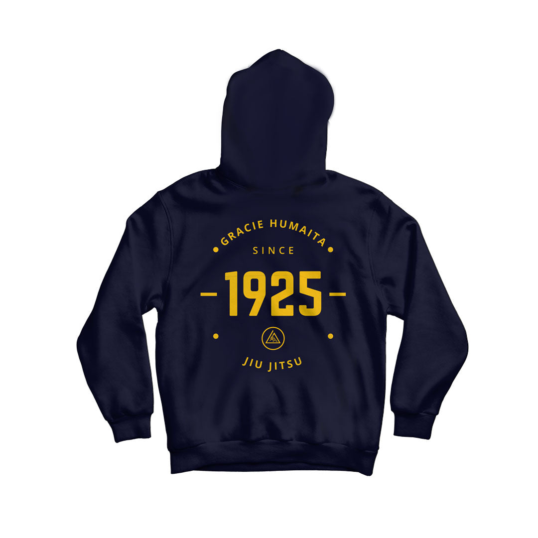 Gracie Humaita Tradition Hoodie Back View