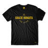 Gracie Humaita College Women Black Tee