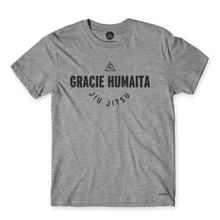 Load image into Gallery viewer, Gracie Humaita College Gray Tee
