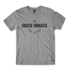 Gracie Humaita College Women Gray Tee