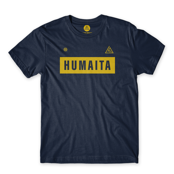 Gracie Humaita Team Blue Tee