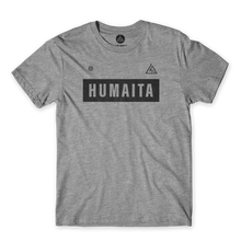 Load image into Gallery viewer, Gracie Humaita Team Women Gray Tee