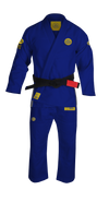 Gracie Humaita Men's Base Blue Gi