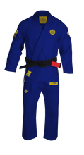 Load image into Gallery viewer, Gracie Humaita Youth Base Blue Gi