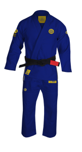 Gracie Humaita Youth Base Blue Gi