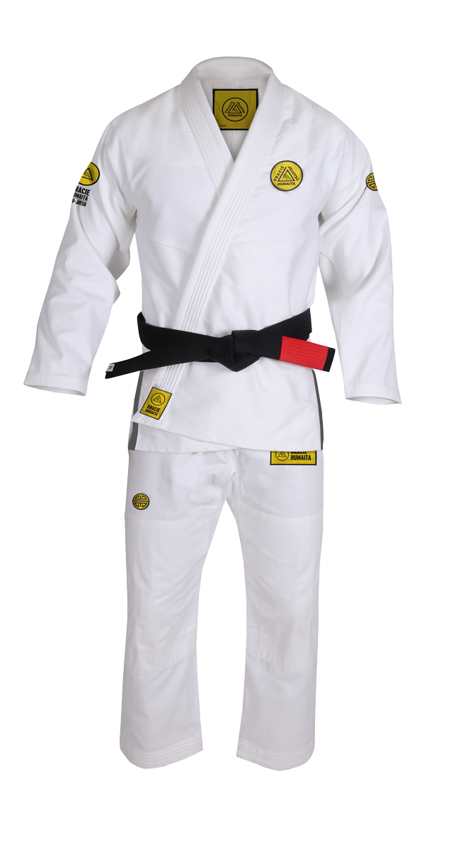 Gracie Humaita Women's Base White Gi