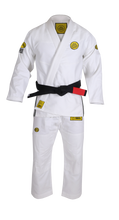 Load image into Gallery viewer, Gracie Humaita Youth Base White Gi