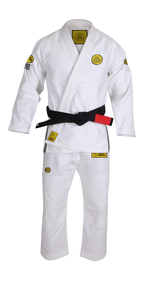 Gracie Humaita Men's Base White Gi