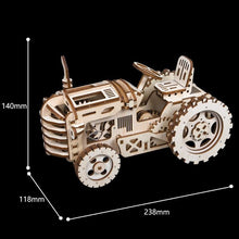 Load image into Gallery viewer, DIY 3D Mechanical Model Building Kit-4 pieces